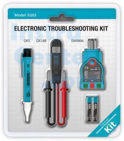 انواع تستر ولتاژ - ردیاب برق(electrical-tester-voltage-detector)