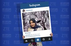 نفر دوم مسابقه عکاسی هیجان --- برنده گوشی ZTE Grand S Lite https://instagram.com/parsamtel/