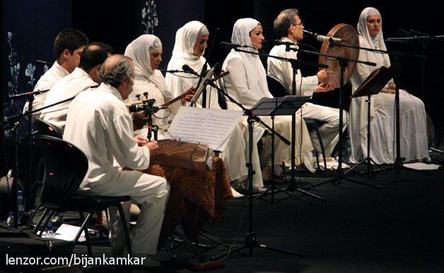 کنسرت کرمانشاه