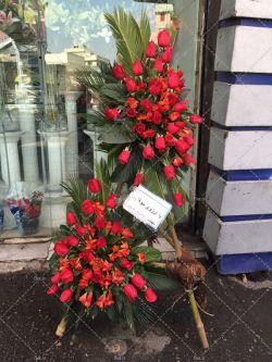 خرید اینترنتی تاج گل