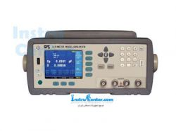 انواع LCR متر / ظرفیت سنج خازن (خازن سنج LCR meter/Capacitance Meter)