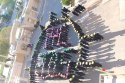 1- International Year of Light -2015 Razie High School and Zainabie Technical School, Bavi, Khuzestan, Iran