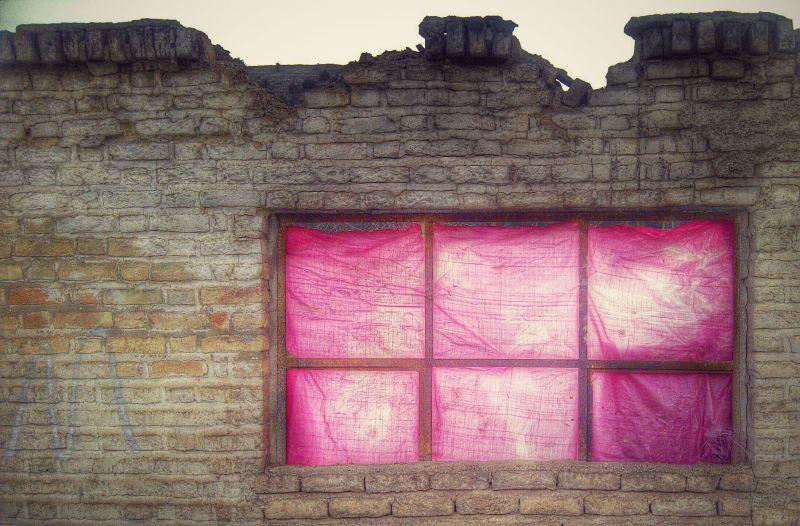 پس پنجره