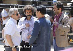 ایران برگر،پشت صحنه با آقای جوزانی