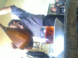 قهوه خانه عاشیق لار