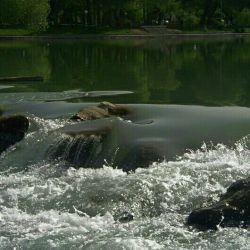 زاینده رود در روزهای سرزندگی