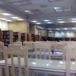 کتابخانه دانشگاه تهران@فروردین 93
