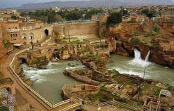 http://fa.wikipedia.org/wiki/سازههای_آبی_شوشتر |  Shushtar Historical Hydraulic System سازههای آبی شوشتر