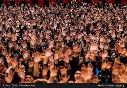 تجمع فاطمیون در تهران