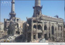 شب گذشته، حرم حضرت سکینه(س) به اشغال تکفیریهای سوریه درآمد.