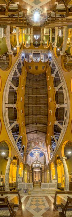کلیسای Nazionale Argentina، روم، ایتالیا