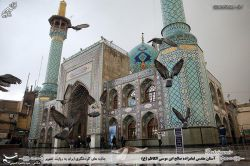 آستان مقدس امامزاده صالح ابن موسی الکاظم (ع)/// برای مشاهد از سایت خواهر خوانده : http://raviran.xzn.ir/fa/