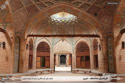 کاروانسرای سعدالسلطنه - قزوین