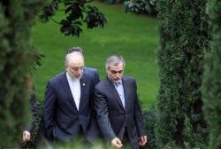 سیزده بدر مذاکره کنندگان ایرانی در لوزان