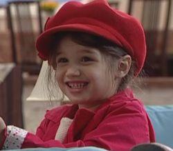 بارانا بهادری در برنامه کلاه قرمزی
