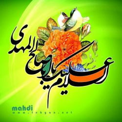 دلم به مستحبی خوش است که جوابش واجب است :السلام علیک یا ابا صالح المهدی (عج)