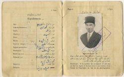 پاسپورت قاجاری