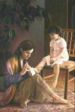 مادر واژه ای که نه تکرارمی شود، نه تکراری