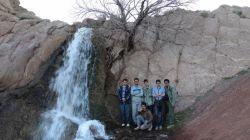 آبشار زیبای روچی