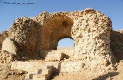 قلعه نادری در روستای لافت