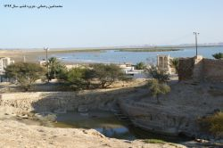 چاه های تل آب در روستای لافت( ظاهرا تعداد این چاهها که متعلق به دوران هخامنشیان است360 تا بوده و هر روز اهالی روستا از یک چاه آب برداشت می کرده اند.)