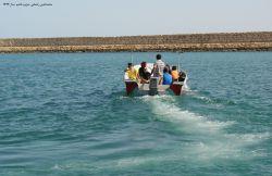 مسافران جزیره هنگام