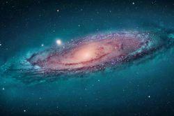 کهکشان راه شیری اگر از خارج کهکشانی توش هستیم نگاه کنیم شبیه این میشه که حدد ۱۰۰ هزار میلیون ستاره داره و منظومه شمسی یجایی در ناحیه خارجی ابی رنگ میشه یه نقطه ' و حدود ۱۰۰ هزار میلیون کهکشان در عالم مرعی وجود داره که تنها ۴ در صد جهانه
