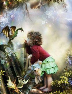 رویایی شیرین کودکی