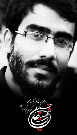 شهید خلیلی در مصاحبه با خبرگزاری فارس گفت: من به این کارم نمی گم امربه معروف و نهی از منکر، من دفاع از ناموس کردم...