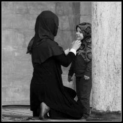 حجاب یعنی تمام زیبایی های تو برای یک نفر....