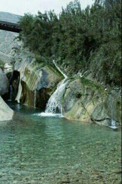 روستای پشتکوه - 60 کیلومتری بندرعباس