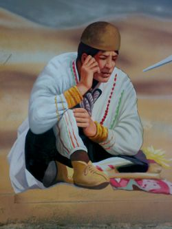 هنر دست -لطفا نظر یادتون نره- نقاشی های دیواری کاری از گروه تولیدی تندیس هنر09155723225