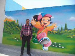 هنر دست - هنر مند استاد باغانی - 09155723225 - گروه تندیس هنر