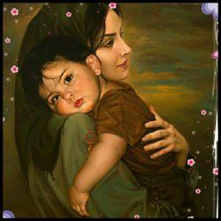 مادر روزت مبارک شادی روح مادرم صلوات لطفا