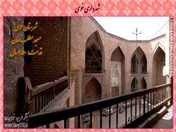 مسجد مطلب خان: شهرستان خوی-قدمت: 250 سال. مبتکر طرح:خوی118 www.khoy118.ir