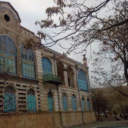 کاخ سردار ماکو#مکانهای تاریخی#معماری#ساختمان#آثار باستانی