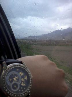 امروز ملایر از صبح تا الان بارون اومد