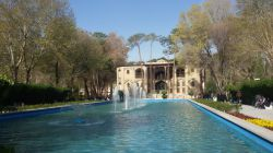 کاخ هشت بهشت - اصفهان - نوروز94