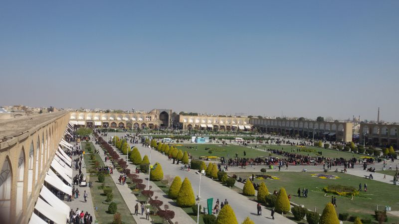 میدان نقش جهان - اصفهان - نوروز94