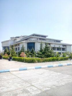 کتابخانه مرکزى دانشگاه مازندران