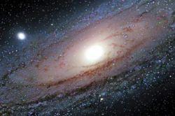 کهکشان راه شیری  قطر کهکشان 100 هزار سال نوری. 250 هزار سال نوری طول میکشه خورشید یه دور کامل در راه شیری بزند.ظخامت کهکشان 2 هزار سال نوری . اگر بخواهیم تک تک ستاره های موجود شمارش شود و هر ستاره 1 ثانیه  30هزار سال طول می کشد .