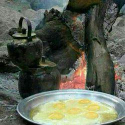 صبحانه صحرایی