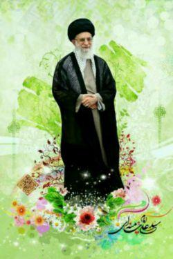 سید علی جان هنوزم که هنوز است تا پای جان ایستاده ایم  سلامتی رهبرم صلوات  تولدت مبارک آقا