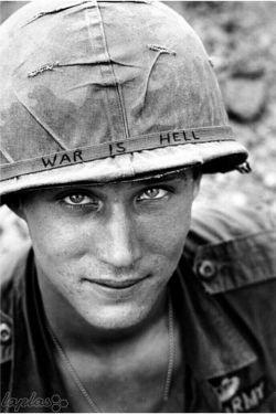 سرباز گم نام در جنگ ویتنلم