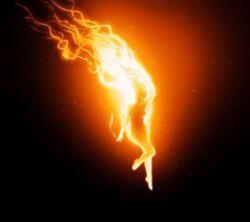 """که بدانی چه می کشم ...    من ،  نیــــامده ام با تــو باشم ...  من،  آمــــده ام """" تــــــو """" باشم !  هیــــزم آتش نمــــی گیرد ؛  آتش مـــــی شود !!"""