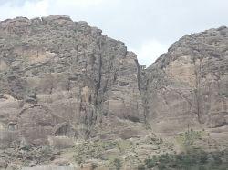کوه های صخره ای خرم آباد- رشته کوه های زاگرس