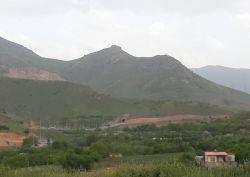 طبیعت زیبای استان کردستان- کرمانشاه به طرف کامیاران