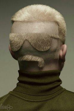 مسخره ترین مدلهای مو