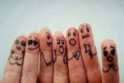 منو انگشتام یهویی