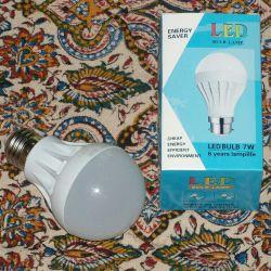 فروش لامپ فوق کم مصرف ۷ وات